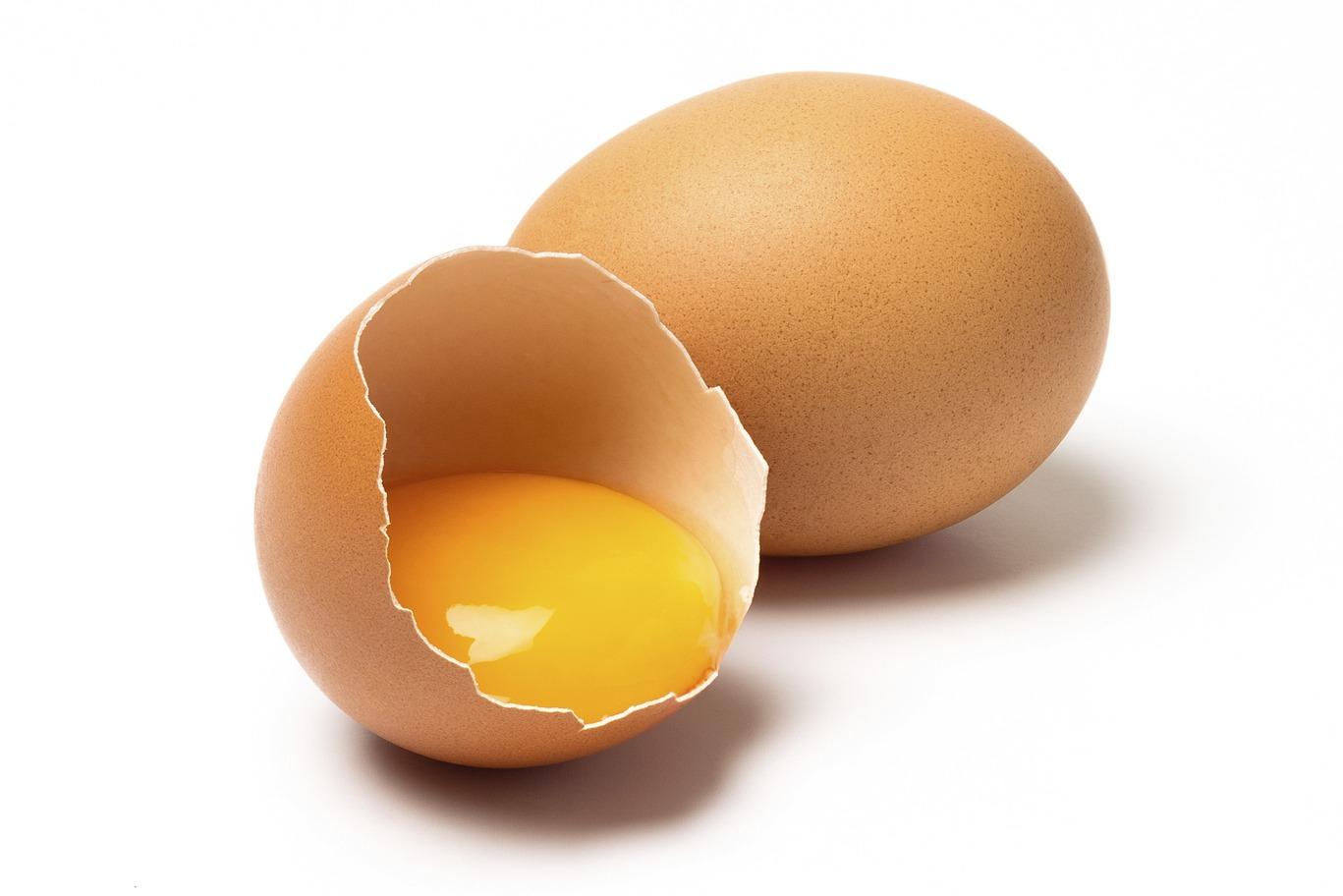 Los huevos como tratamientos naturales para el cabello seco