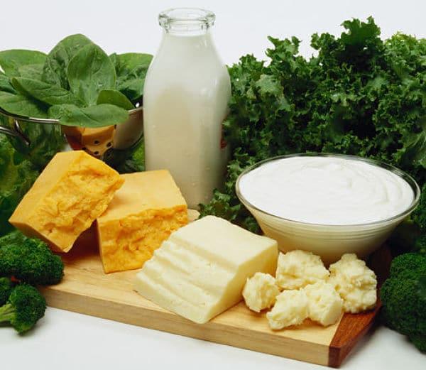 Lacto-vegetarianos
