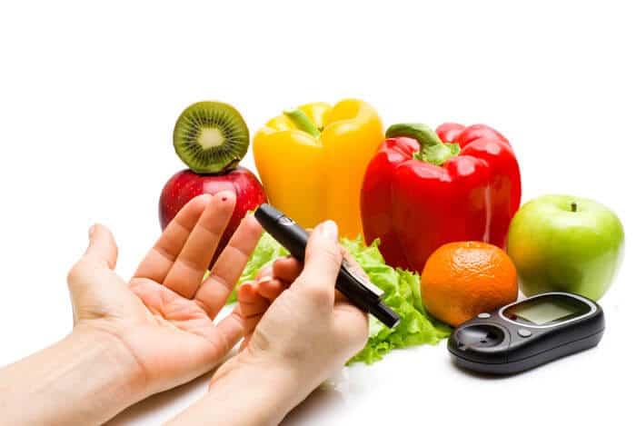 4 Consejos para una comida saludable para diabéticos
