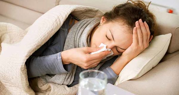 7 Remedios caseros contra la gripe y malestar general