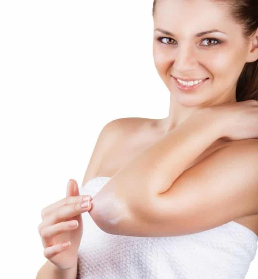 como usar el bicarbonato de sodio para la piel