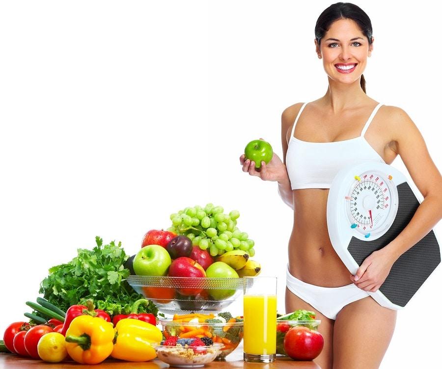 dieta y ejercicio para bajar de peso