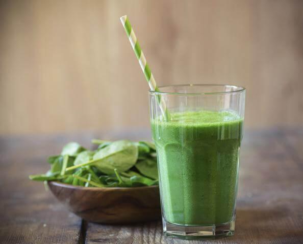 recetas de smoothie saludable