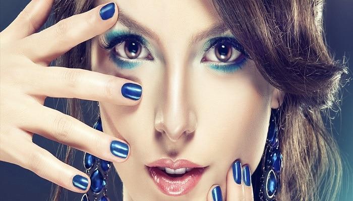 Realízate el mejor maquillaje para una fiesta nocturna