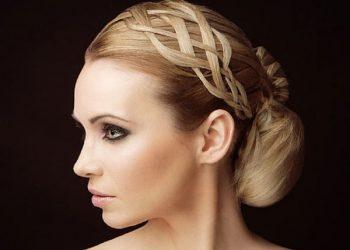 10 peinados para boda- cabello largo