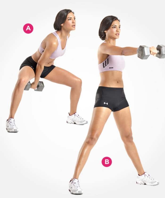 ejercicios para sacar glúteos