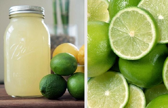 bebidas isotónicas lima limon