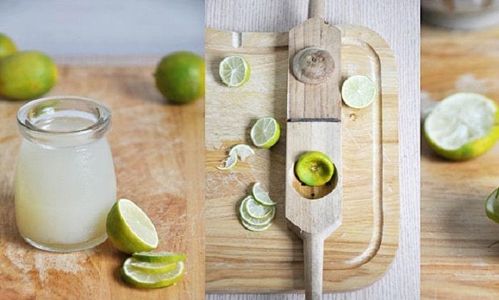 bebidas isotónicas de limón y coco