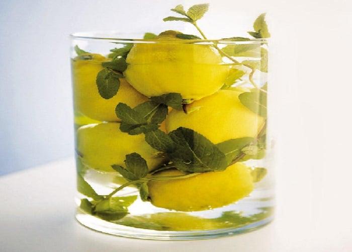Limpia tu hogar con 3 limones en agua para las malas energias - Limpiar la mala suerte ...