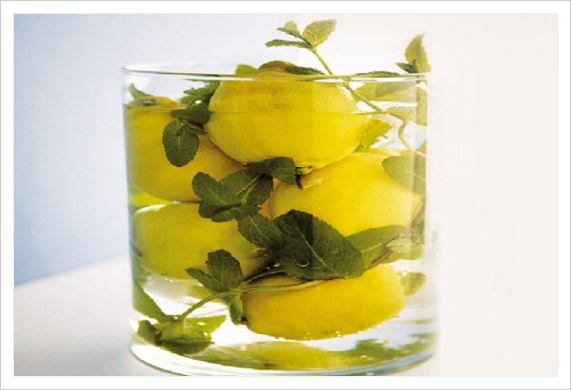 Limones para la buenas energías