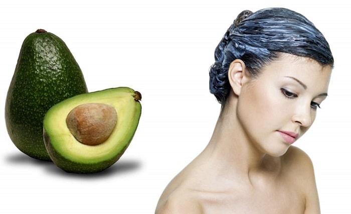 beneficios de aguacate para el cabello