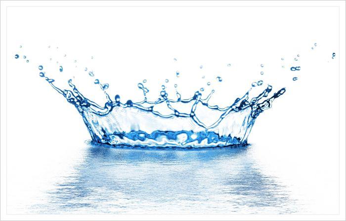 como quitar las espinillas rápidamente con agua