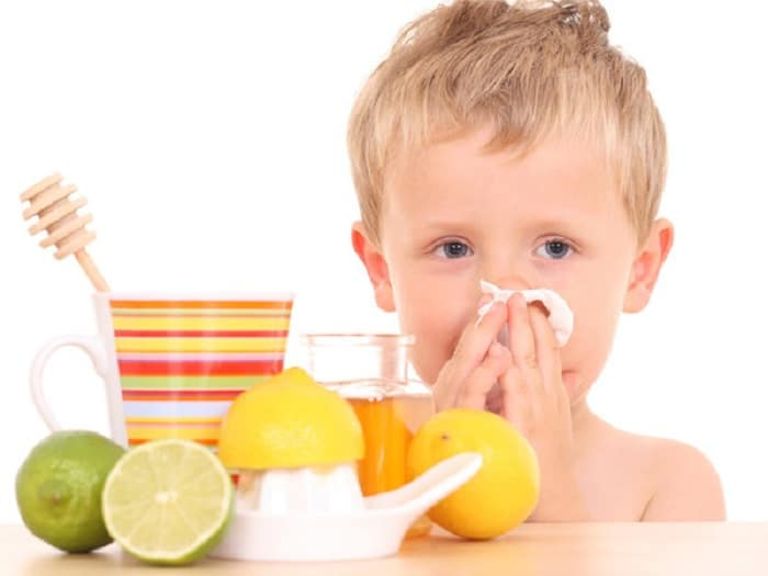 remedios caseros para niños