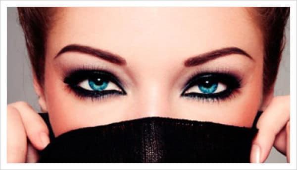 Como maquillar los ojos ahumados description sencillo for Como maquillar ojos ahumados paso a paso