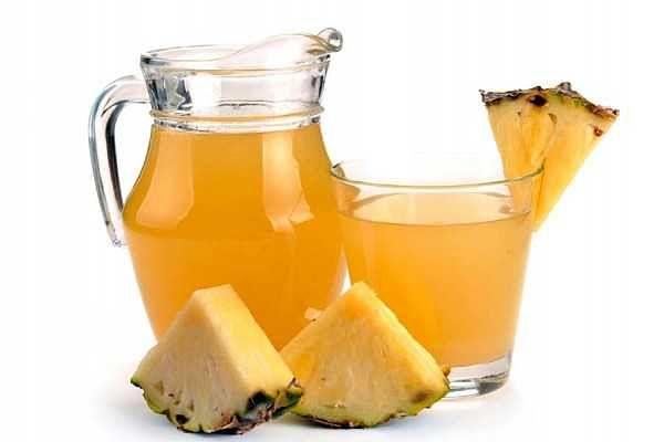 beneficios del té de piña