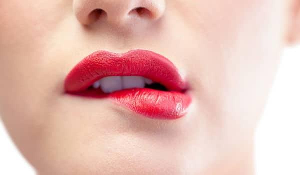 como tener los labios rojos