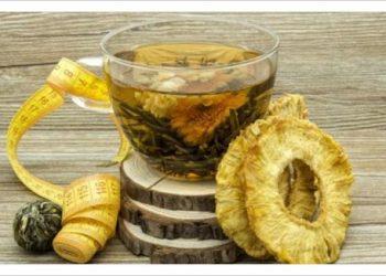 ¡Conoce LOS FABULOSOS beneficios del té de piña para adelgazar!