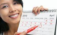 Conoce el método anticonceptivo del calendario ¡un método natural!