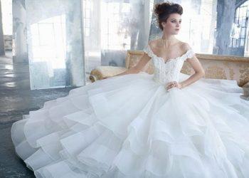 ¿Comprometida? Mira estas fabulosas opciones de vestidos de novia preciosos
