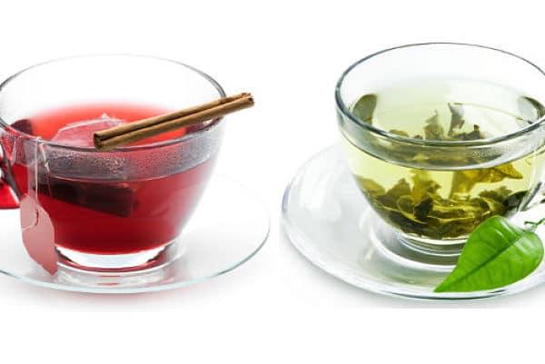 ¿ Té rojo o té verde para adelgazar ? ¡Sal de dudas!