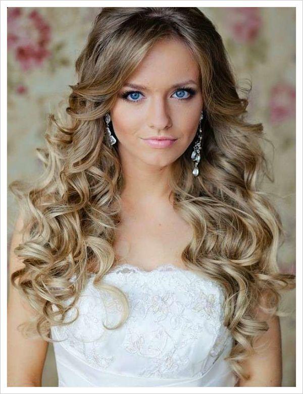 Ondas en cabello largo