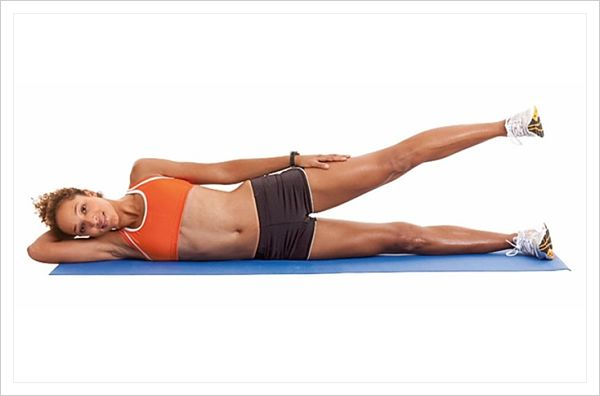ejercicios para aumentar caderas