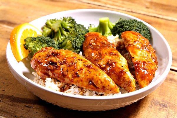 5 Deliciosas recetas de pechuga de pollo en salsa