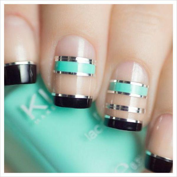 modelos de uñas de gel
