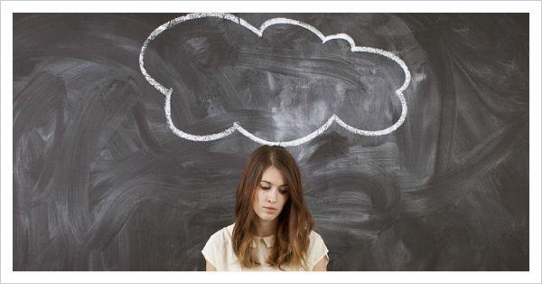 Reconocer los pensamientos malos