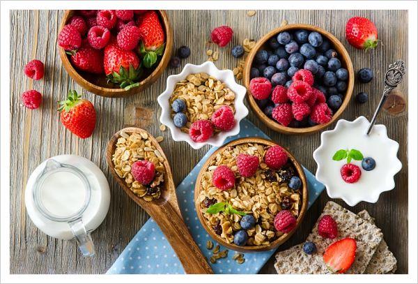 Recetas e importancia de los desayunos saludables para ni os escolares - Alimentos ricos en fibra para ninos ...