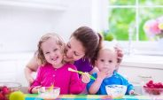 Recetas e importancia de los desayunos saludables para niños escolares