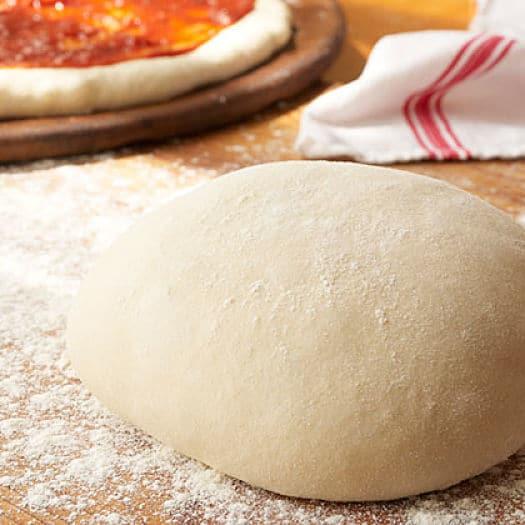 recetas de masa de pizza italiana
