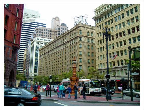San Francisco's Palace Hotel