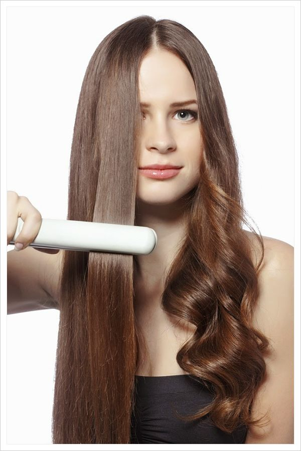 como alisar el pelo