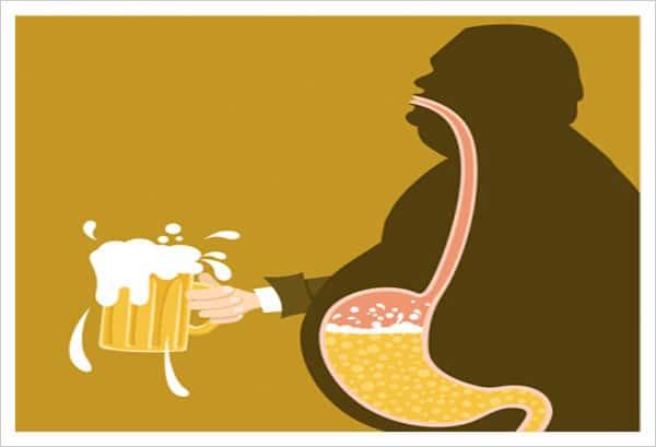 Alimentos malos para el hígado