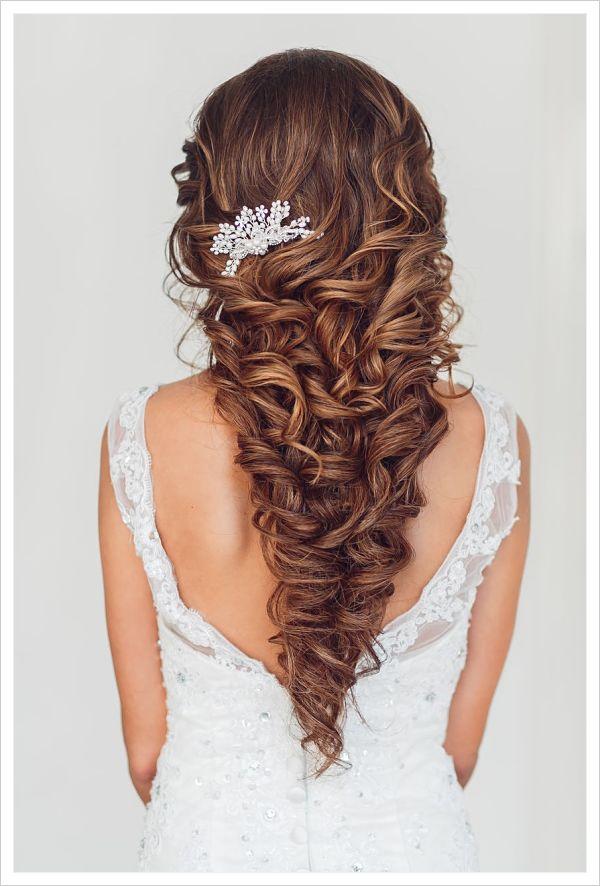 Aquí están los 30 peinados para un vestido largo en tendencia