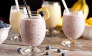10 Maravillosos batidos de proteínas para ganar masa muscular