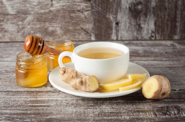 Aprende a cómo preparar una infusión de jengibre ¡Deliciosa!