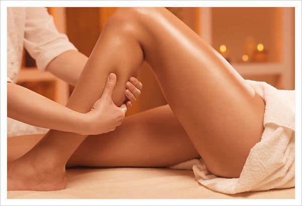 Aprender a dar masajes y crear una atmósfera relajante