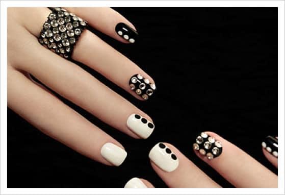 10 Diferentes modelo de uñas ¡Elige el que mejor se adapte a ti!