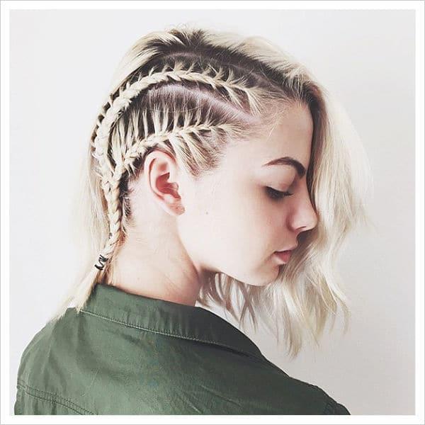3 Peinados Faciles Para Cabello Corto Peinados Hombre 2018 2019