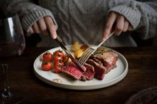 consumo de carne de res