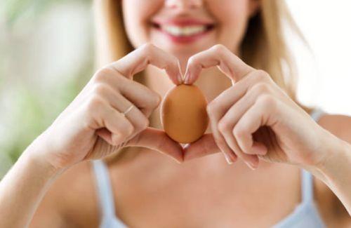 Gallinas libres, mejores huevos