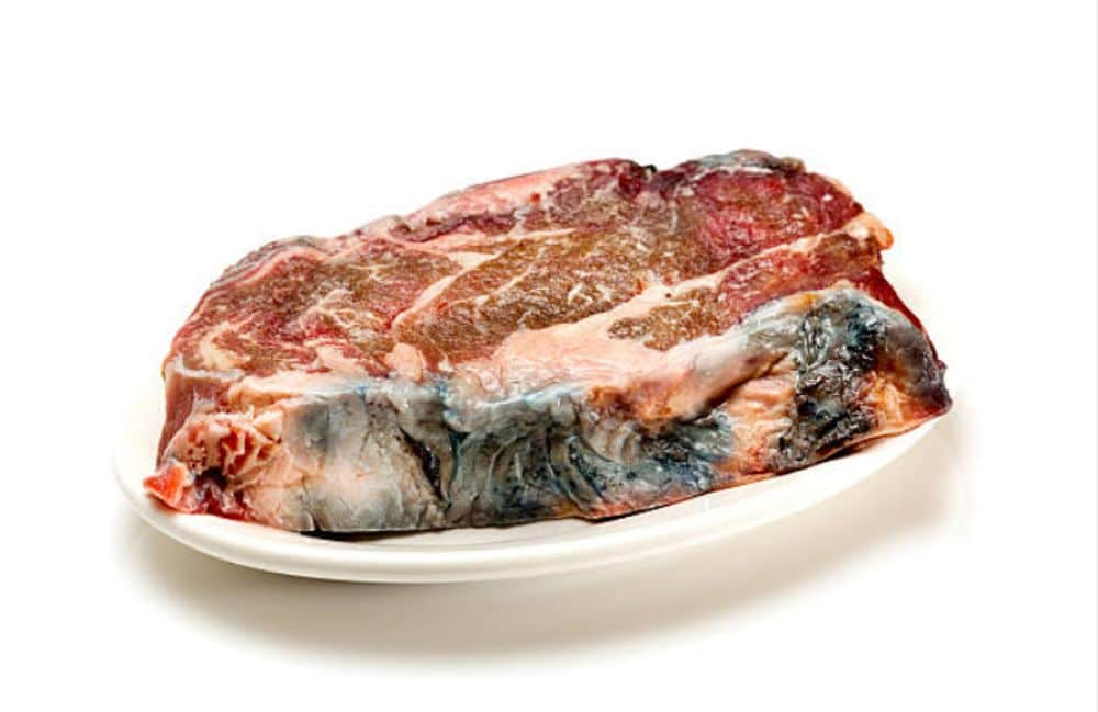 Estas son las señales para identificar la carne podrida