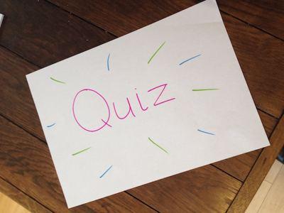 Juego del Quiz