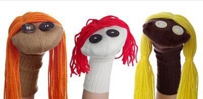 Jugar con marionetas