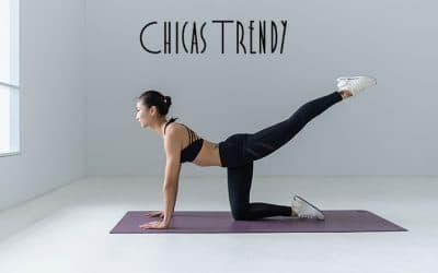 6 ejercicios para glúteos y piernas