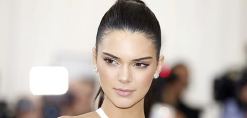 kendall maquillaje