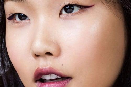 ojos asiáticos